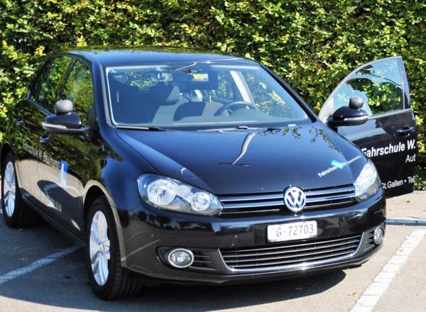 Fahrschul-Auto VW Golf VII 1.4 TSI